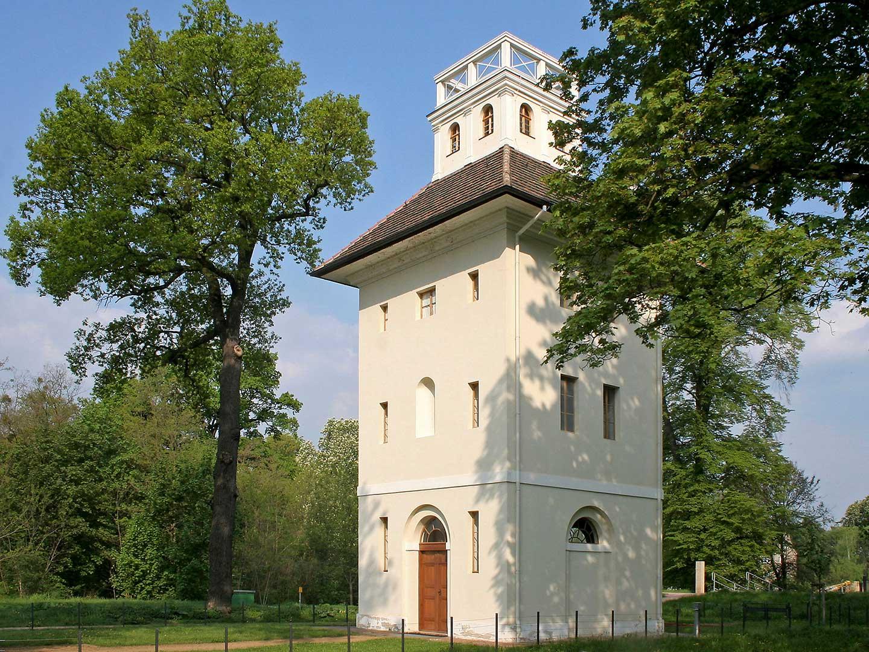 Elbpavillon in Dessau