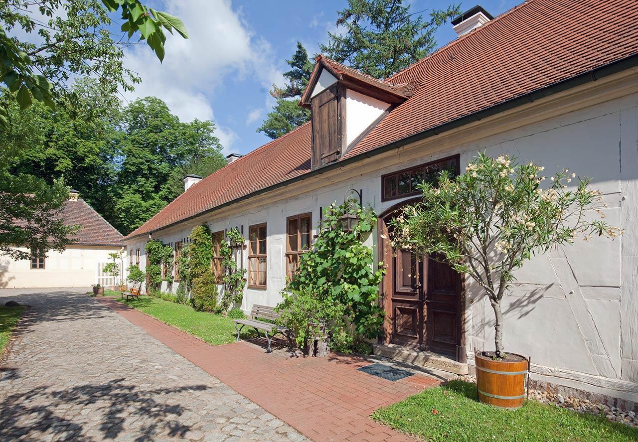 Eyserbeck-Haus »Louise« im Luisium