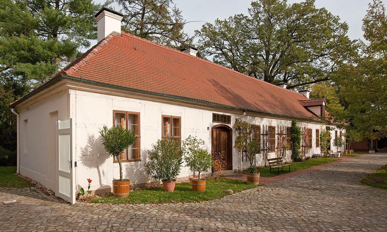 Eyserbeck-Haus »Franz« im Luisium