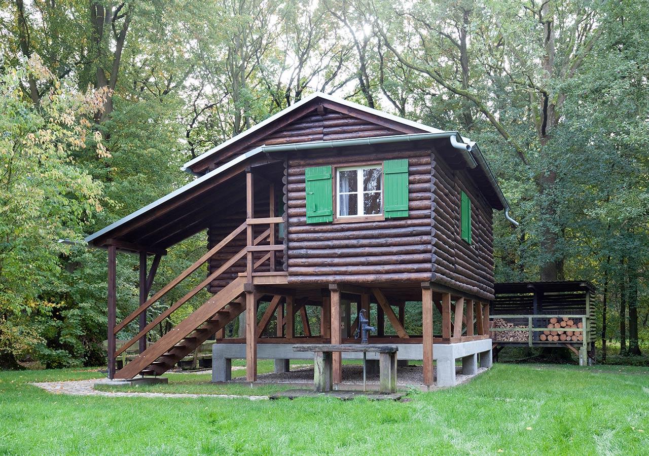 Jagdhütte Rosenwiesche